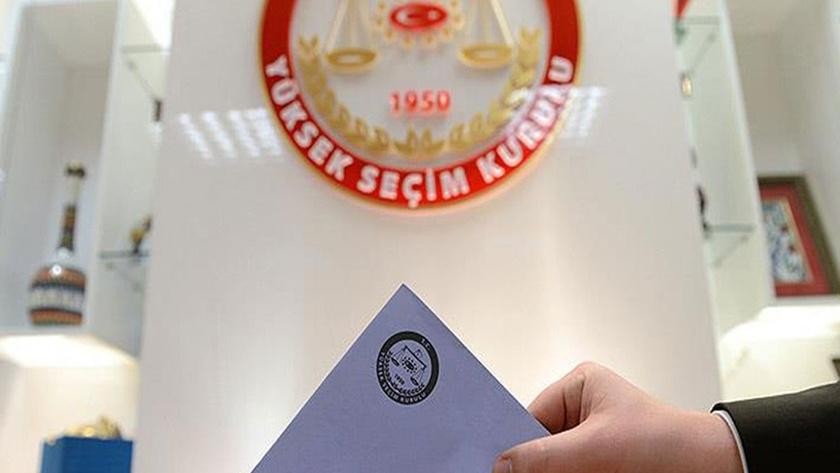 YSK, 23 Haziran seçimiyle ilgili detaylı bilgi verdi