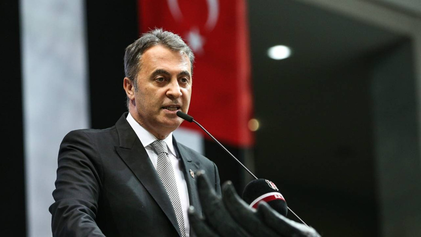 Beşiktaş'ta Fikret Orman yeniden başkan