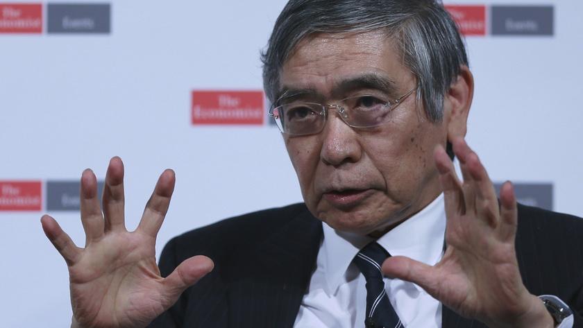 Kuroda'dan merkez bankaları uyarısı