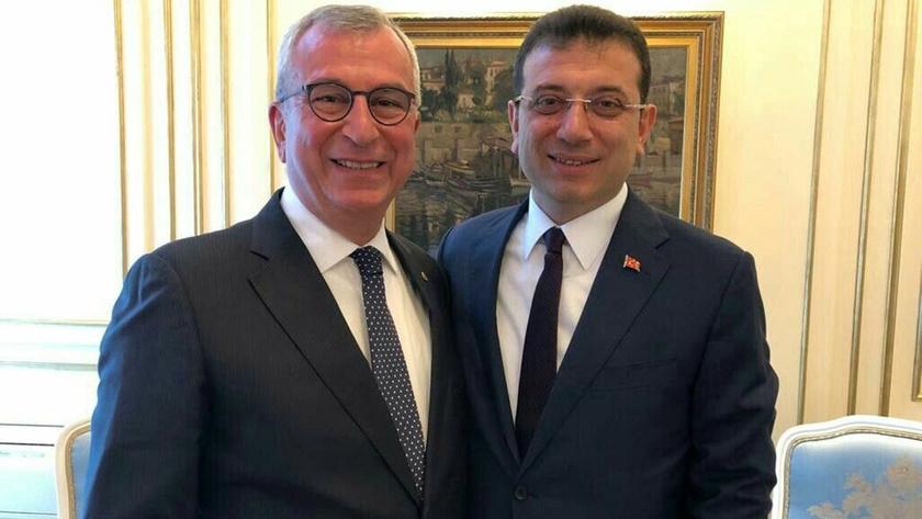 İBB Genel Sekreterliğine Yavuz Erkut atandı