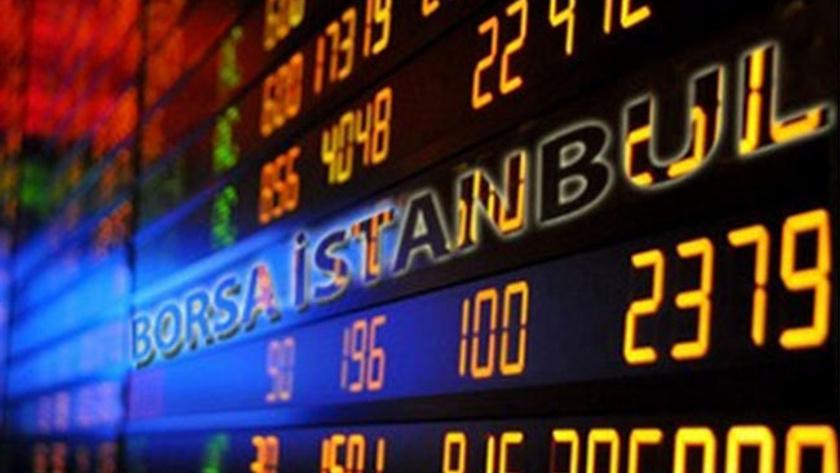 Borsa, ilk yarıda geriledi