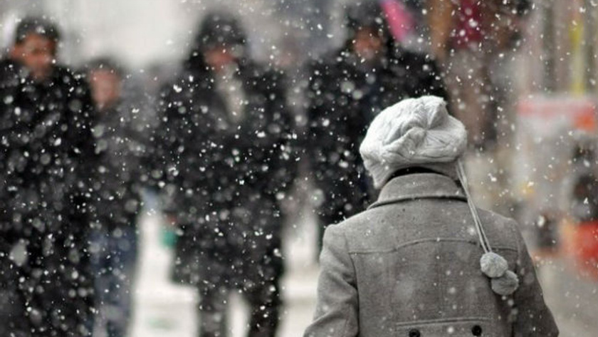 İstanbul'da kar yağışı etkili oluyor - 12 Aralık 2018