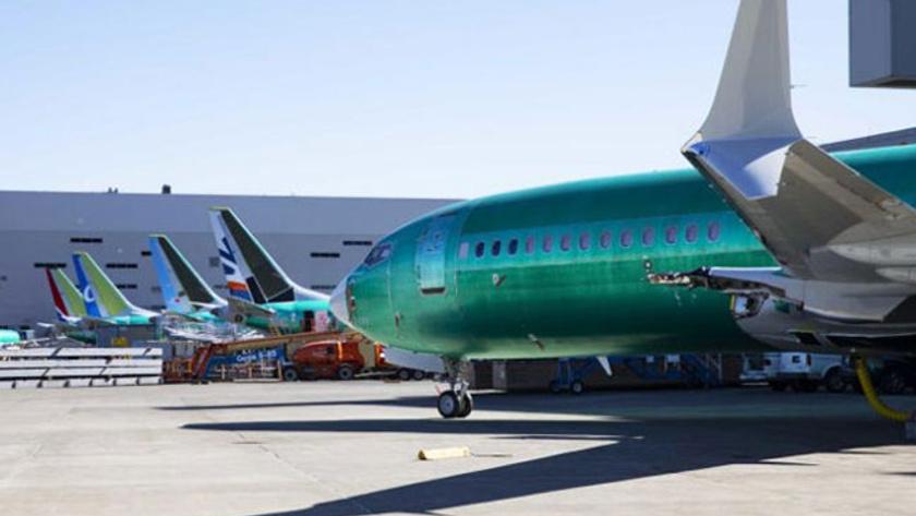"""Boeing'den çarpıcı """"737 MAX"""" kararı"""