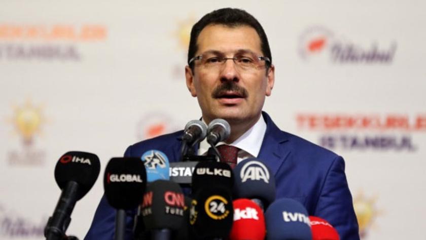 AK Parti: Seçim yenilensin