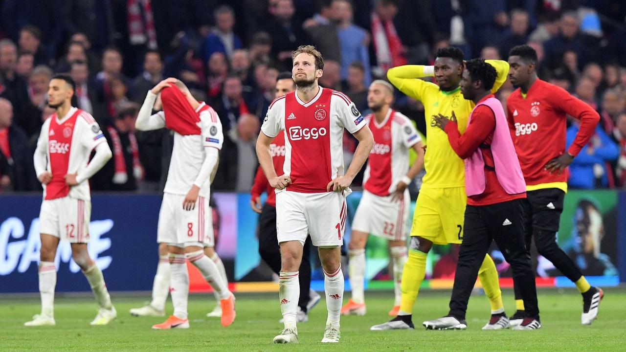 Ajax yıkıldı, Tottenham çıldırdı!