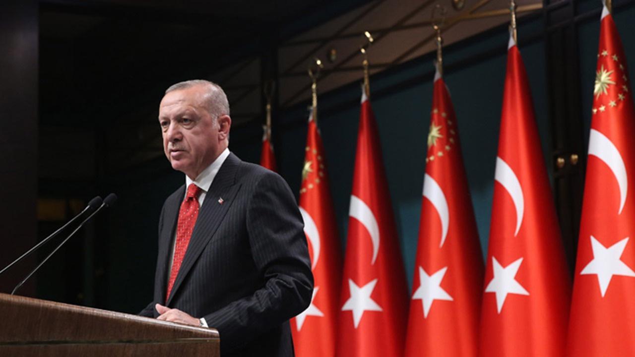 Cumhurbaşkanı Erdoğan: Cuma günü bir müjde vereceğiz