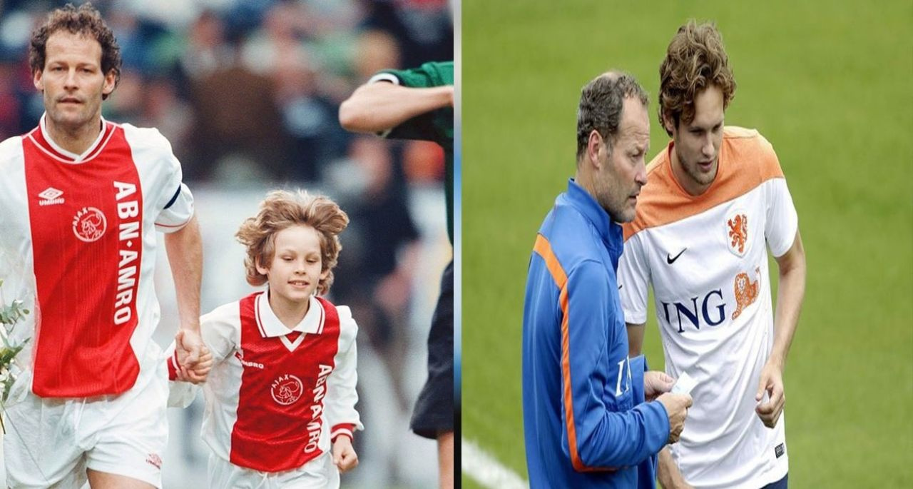 Babalarının izinden giden 10 yıldız futbolcu - Sayfa 3