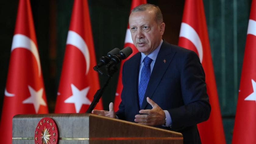 Erdoğan'dan yatırımcılara mesaj