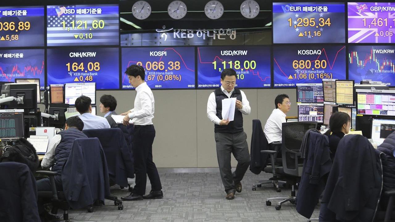 Asya borsaları: Hisse senetleri karışık seyretti