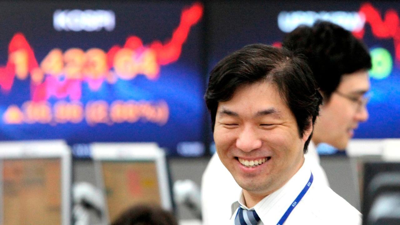 Asya piyasaları yükselişte