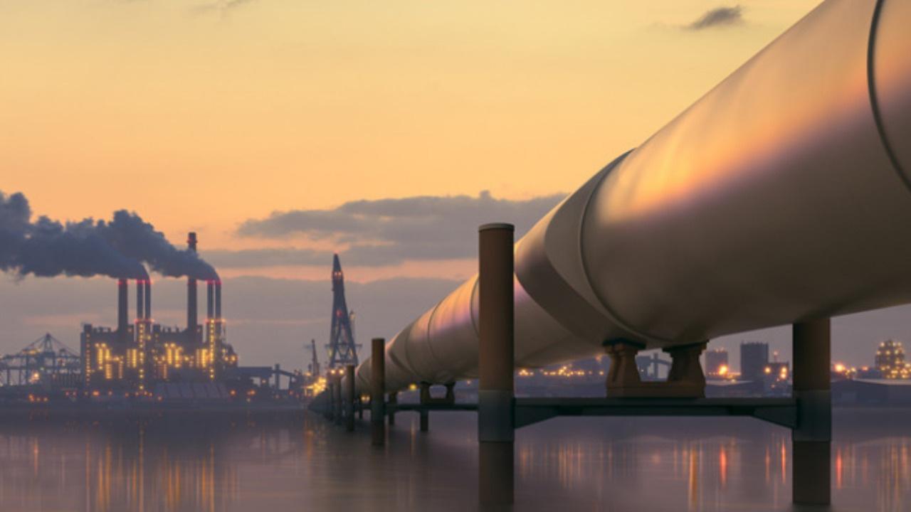 Brent petrolün varili 55 dolara yaklaştı