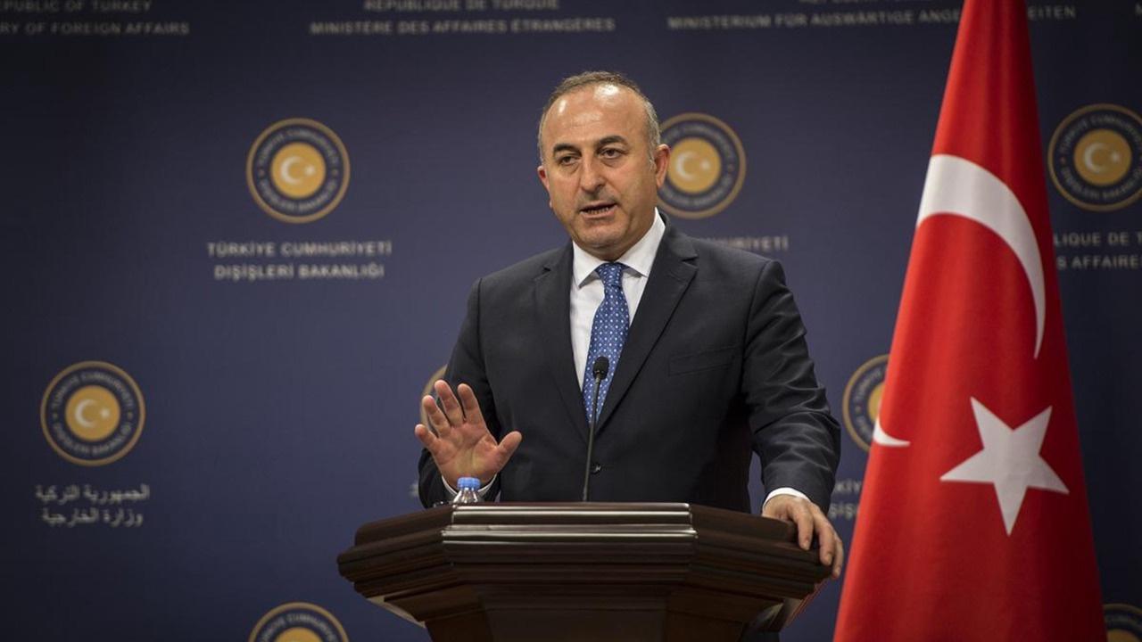 Çavuşoğlu'dan AB açıklaması