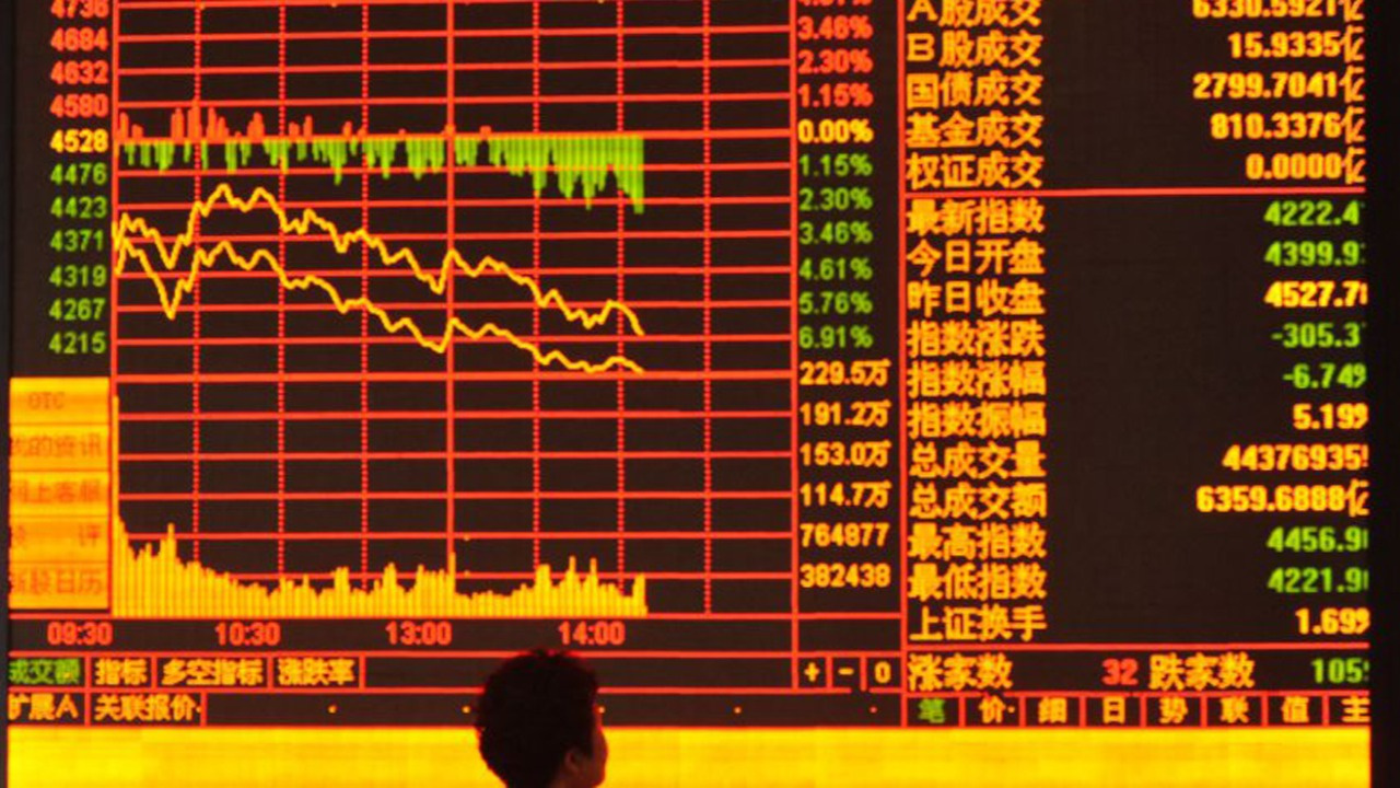 Asya borsaları haftaya negatif başladı