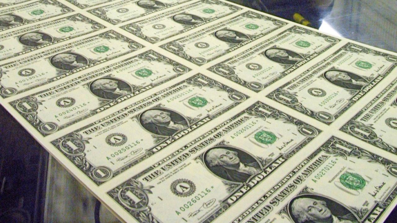 Merkez'in brüt döviz rezervleri 775 milyon dolar azaldı