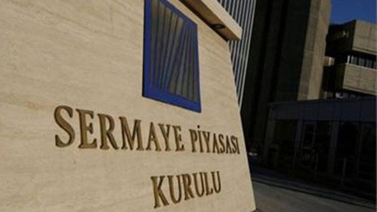 SPK'dan 5 kişiye idari para cezası