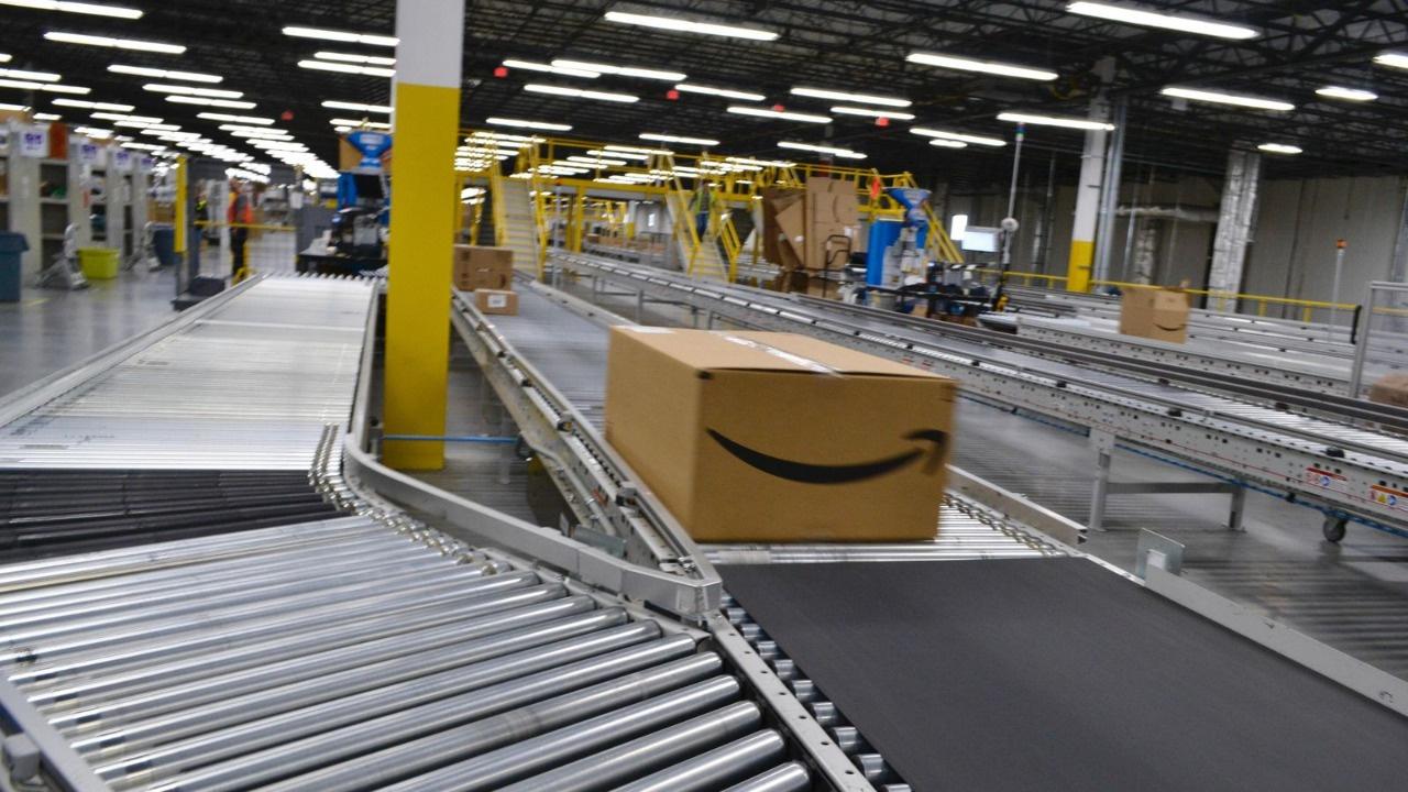 Amazon Türkiye/Marriot: 38 bin gıda ürününü satışa sunduk