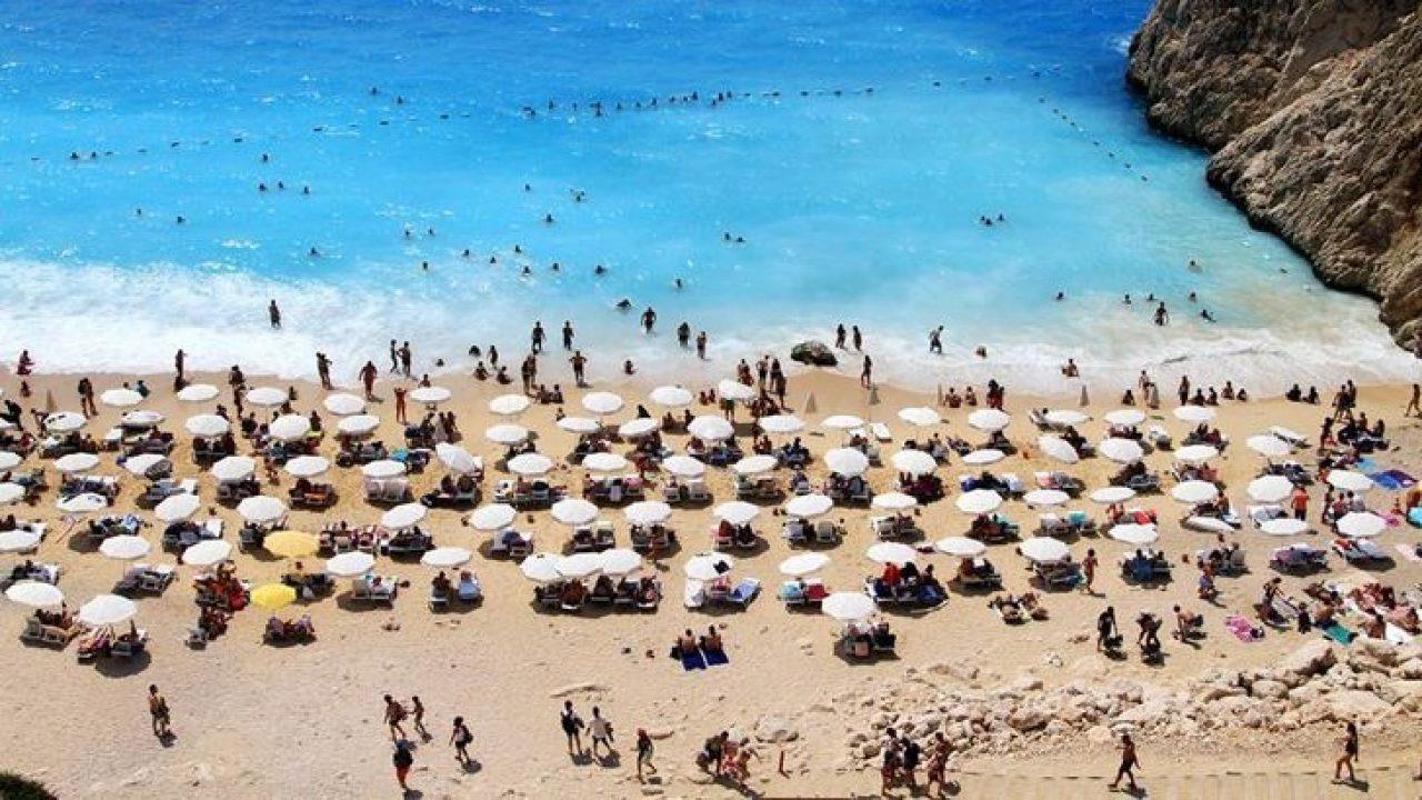 Turizm geliri dördüncü çeyrekte yüzde 20 arttı