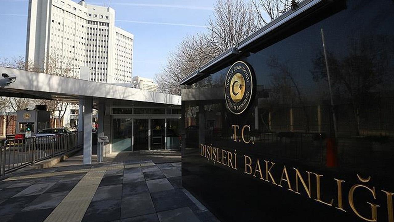 Türkiye'den ABD'nin kararına tepki