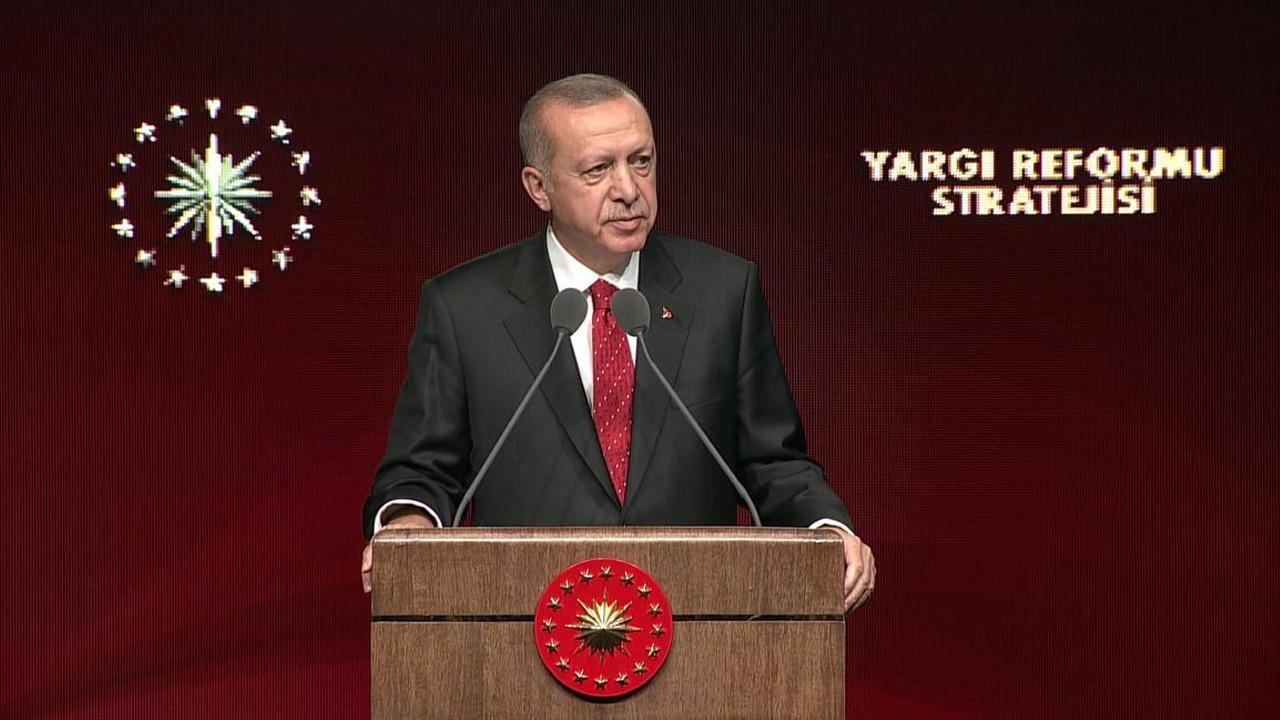 Erdoğan: Yeni bir Türkiye inşa ediyoruz