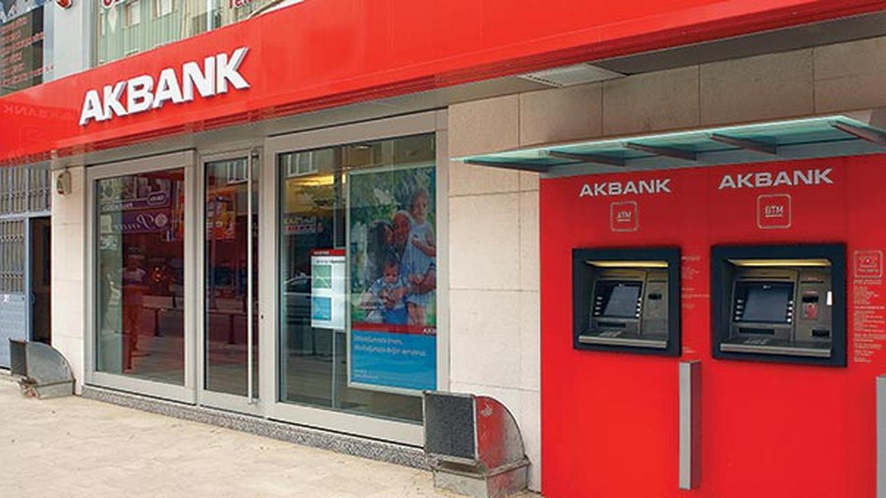 Akbank, 9 ayda 4 milyar TL kâr yazdı