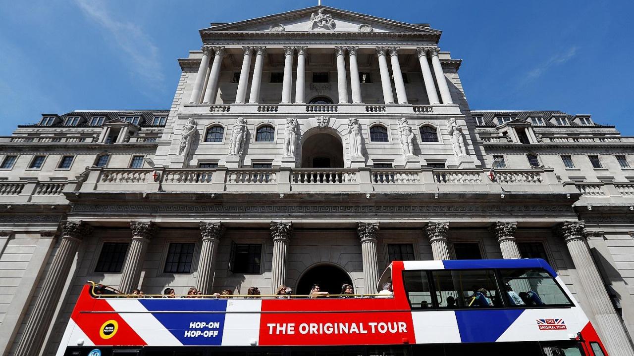 BoE faiz oranını değiştirmedi