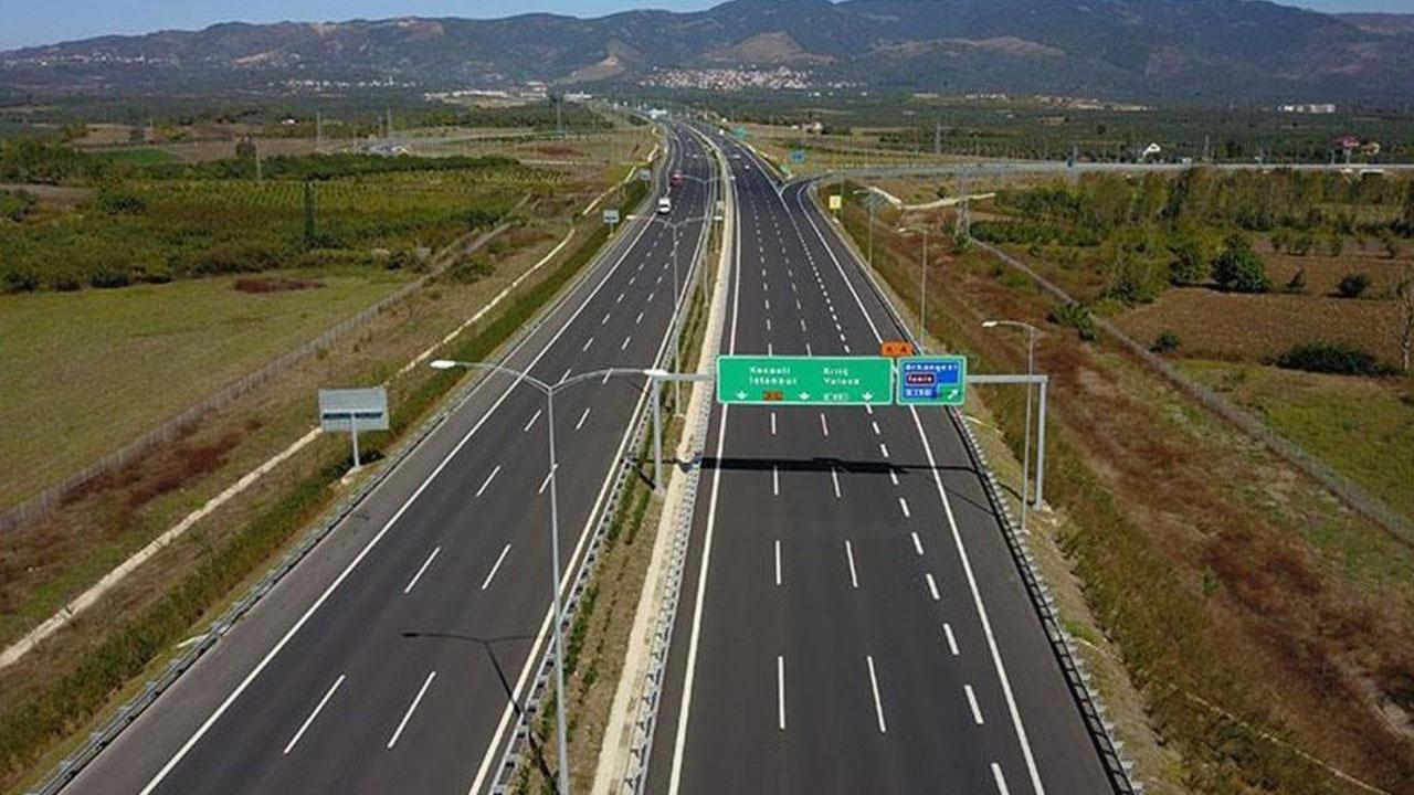 İstanbul ile İzmir otoyolu 4 Ağustos'ta hizmete açılacak