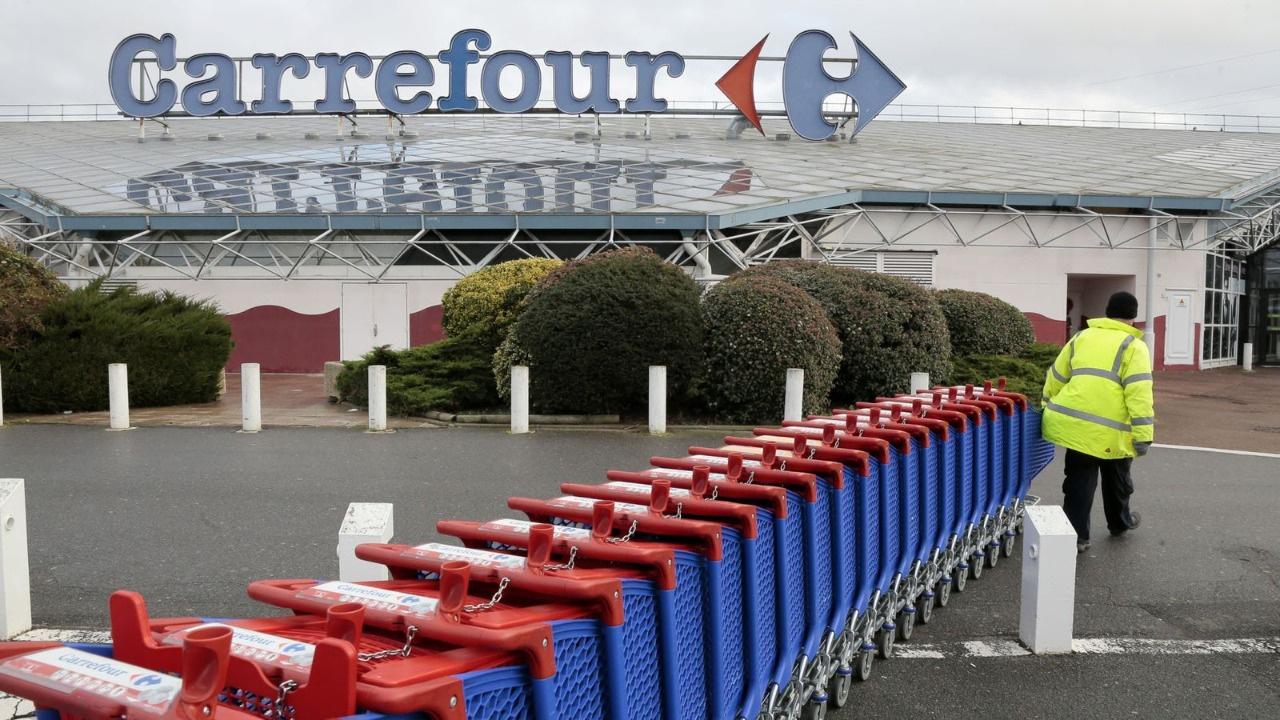 20 milyar dolarlık görüşme bitti, Carrefour hisseleri çakıldı