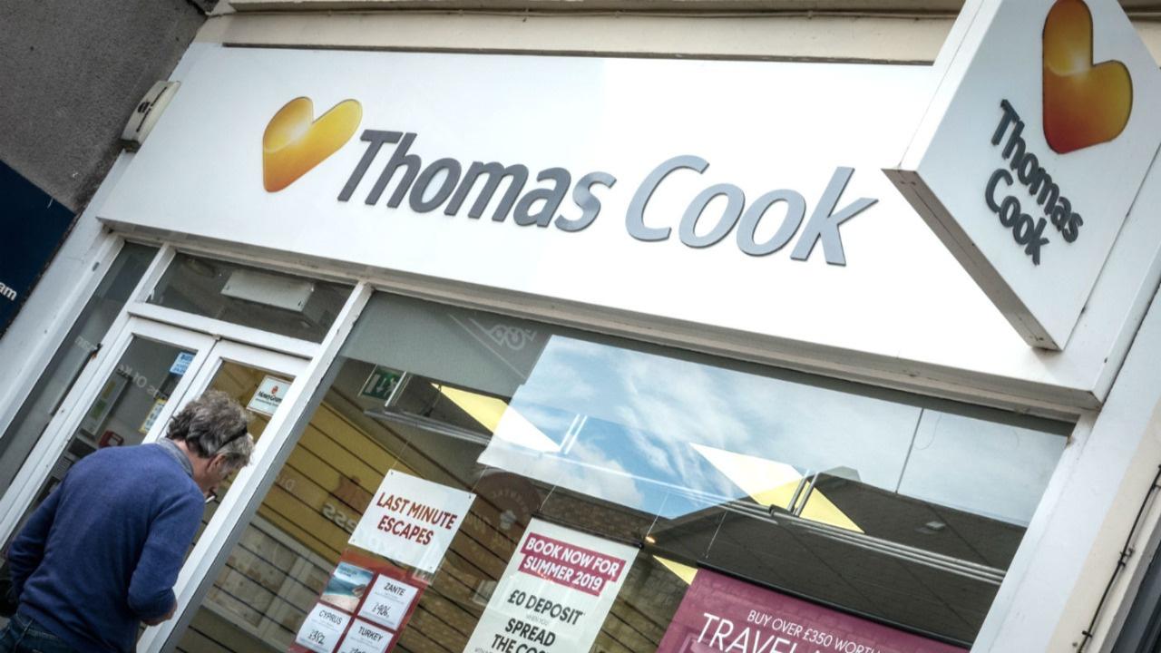 İngiliz tur operatörü Thomas Cook, resmen battı
