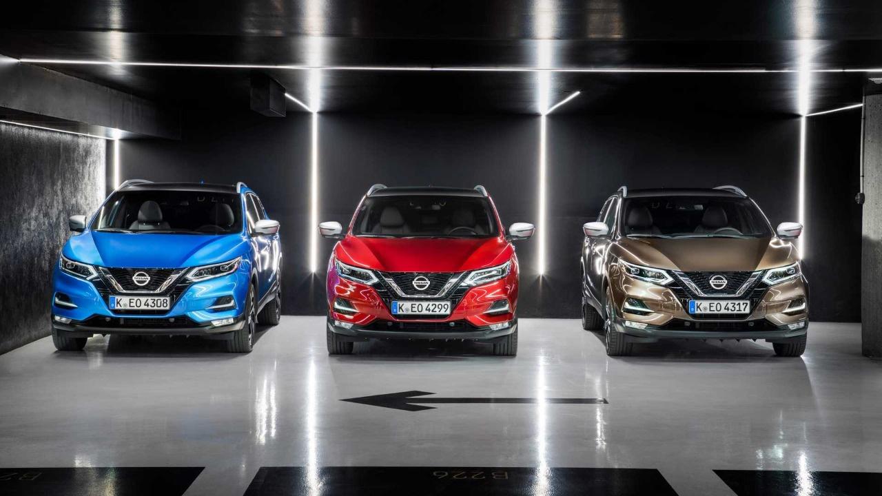 Nissan üretime ara verdi