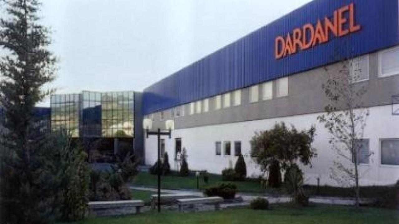 Dardanel, Yunanistan'da şirket satın alıyor
