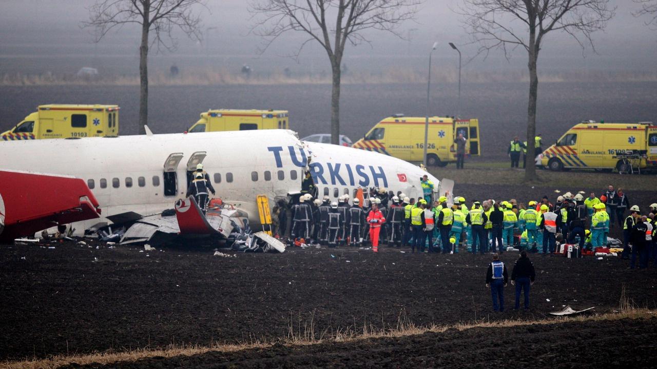 THY'nin Amsterdam kazasında Boeing'in hatası hasıraltı edildi