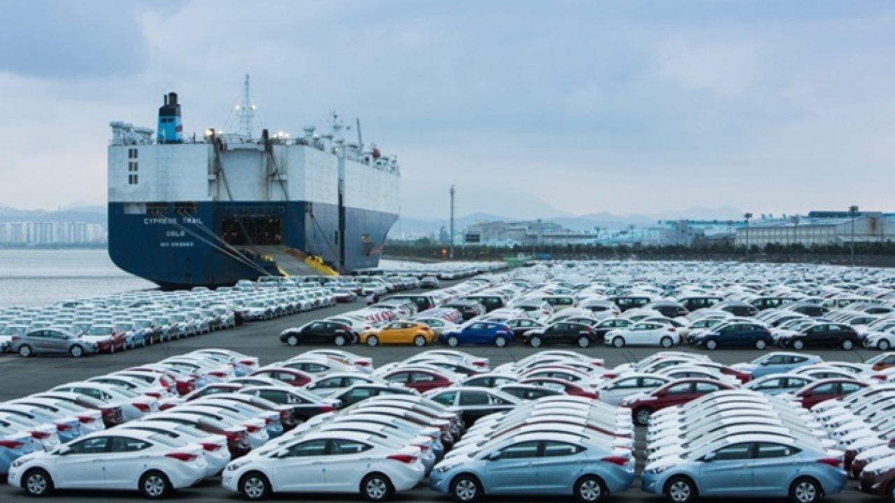 İlk çeyrekte otomotivde ihracat azaldı