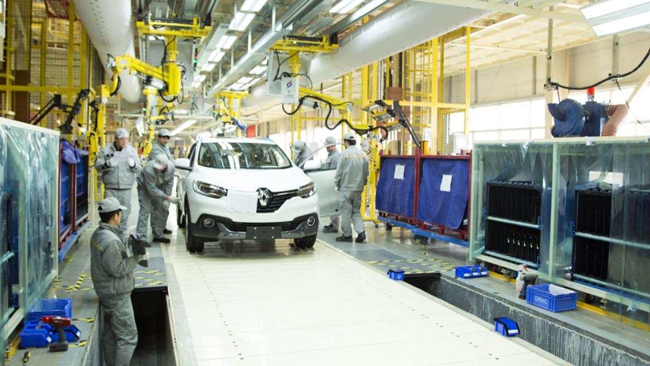 Renault Fransa'daki fabrikalarını kapattı