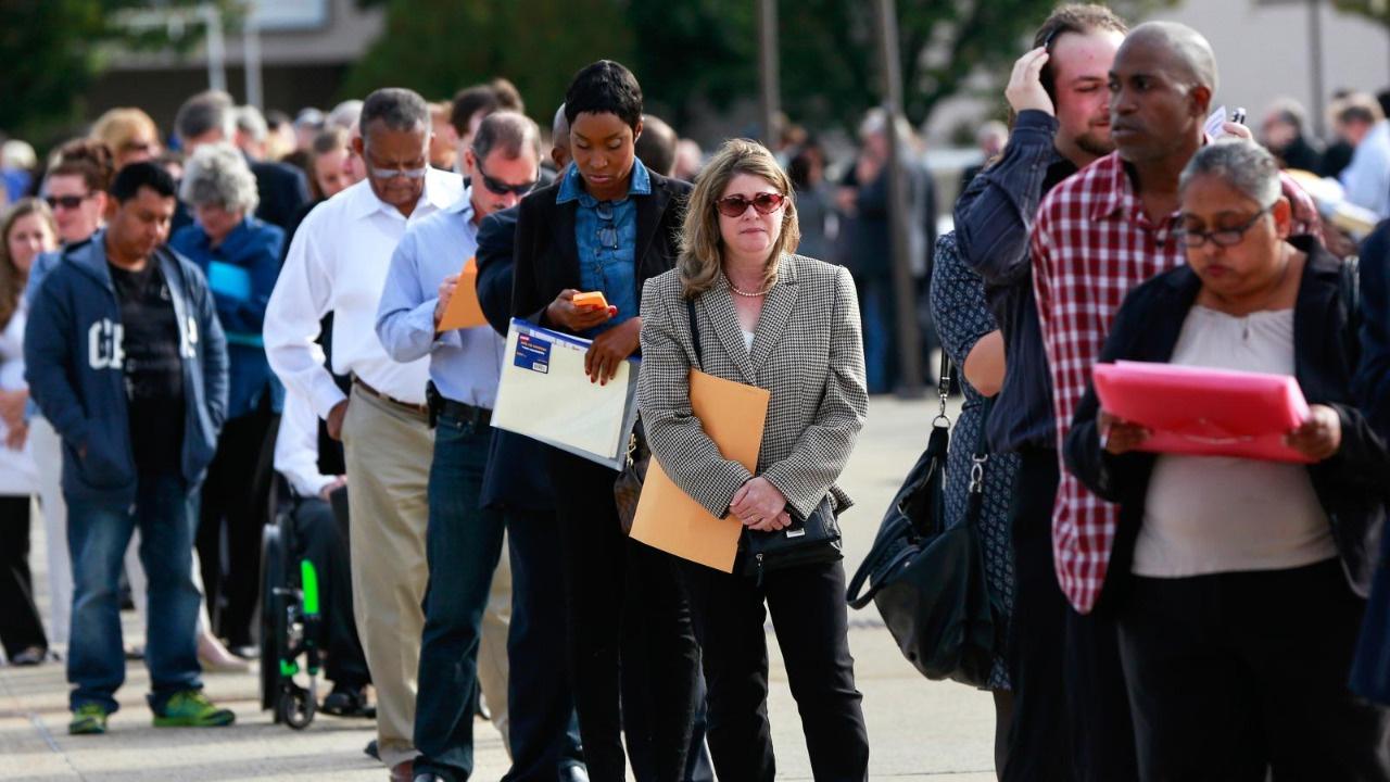 ABD işsizlik maaşı başvuruları beklenenden az geldi