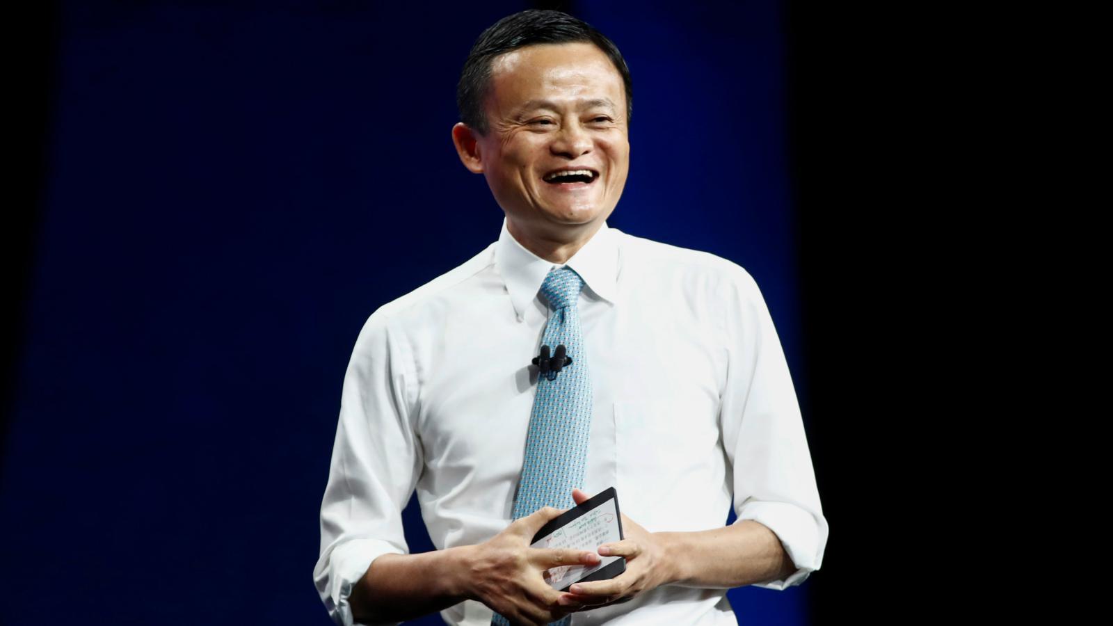 Alibaba hisselerinde 'Jack Ma' yükselişi