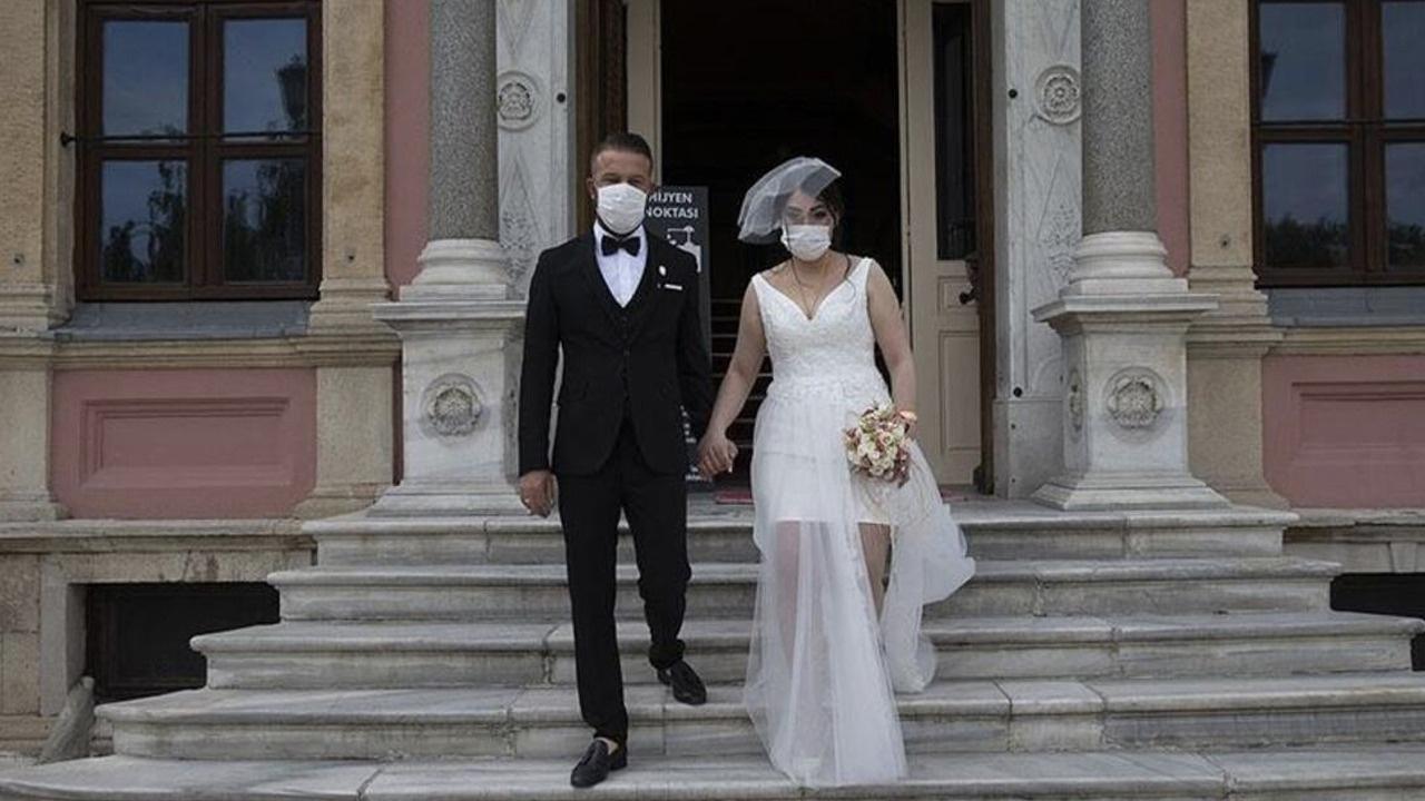 Düğünlere korona yasağı geldi