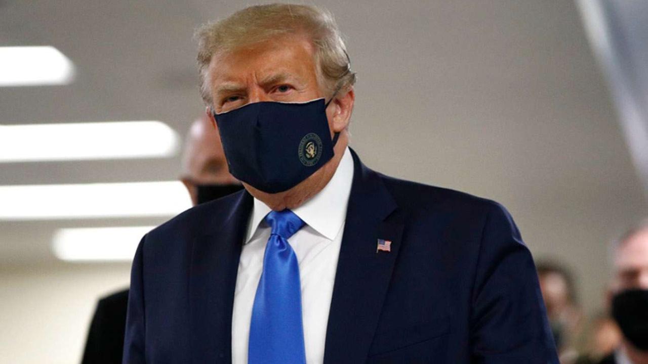 Trump, hastaneden taburcu oldu