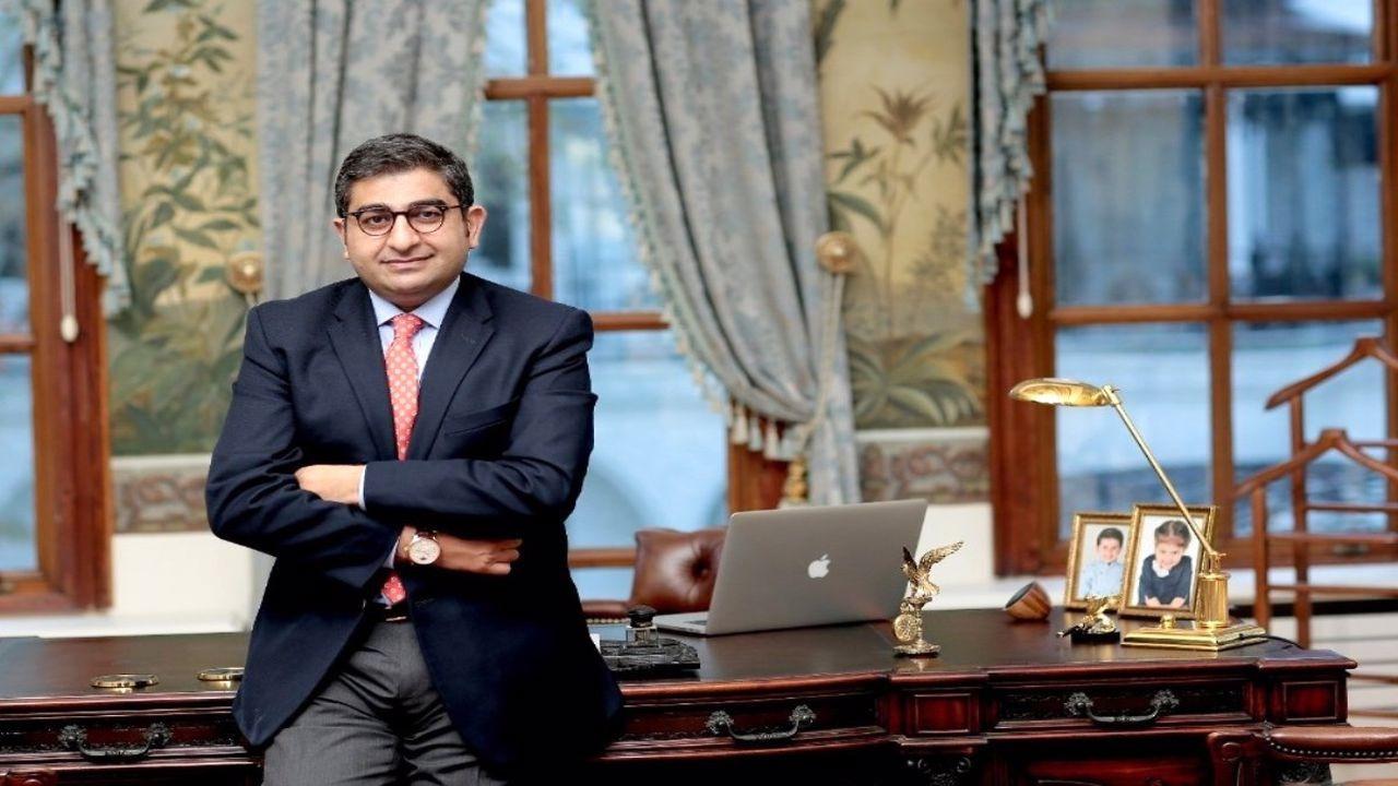 SBK Holding Yönetim Kurulu Başkanı Sezgin Baran Korkmaz'ın tüm mal varlığına el konuldu