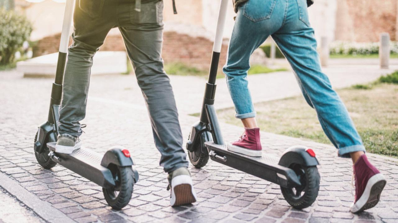 Elektrikli scooter düzenlemesi meclise sunuldu