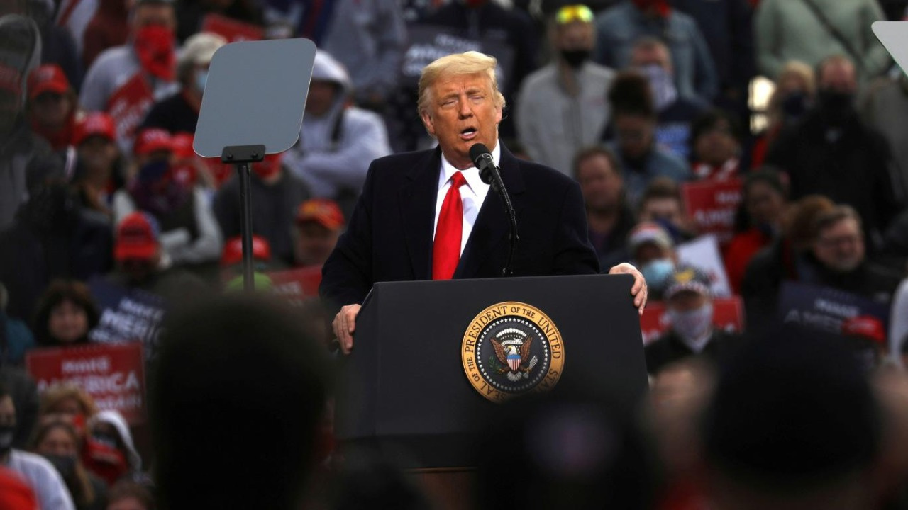 Trump: Büyük avantajımız var