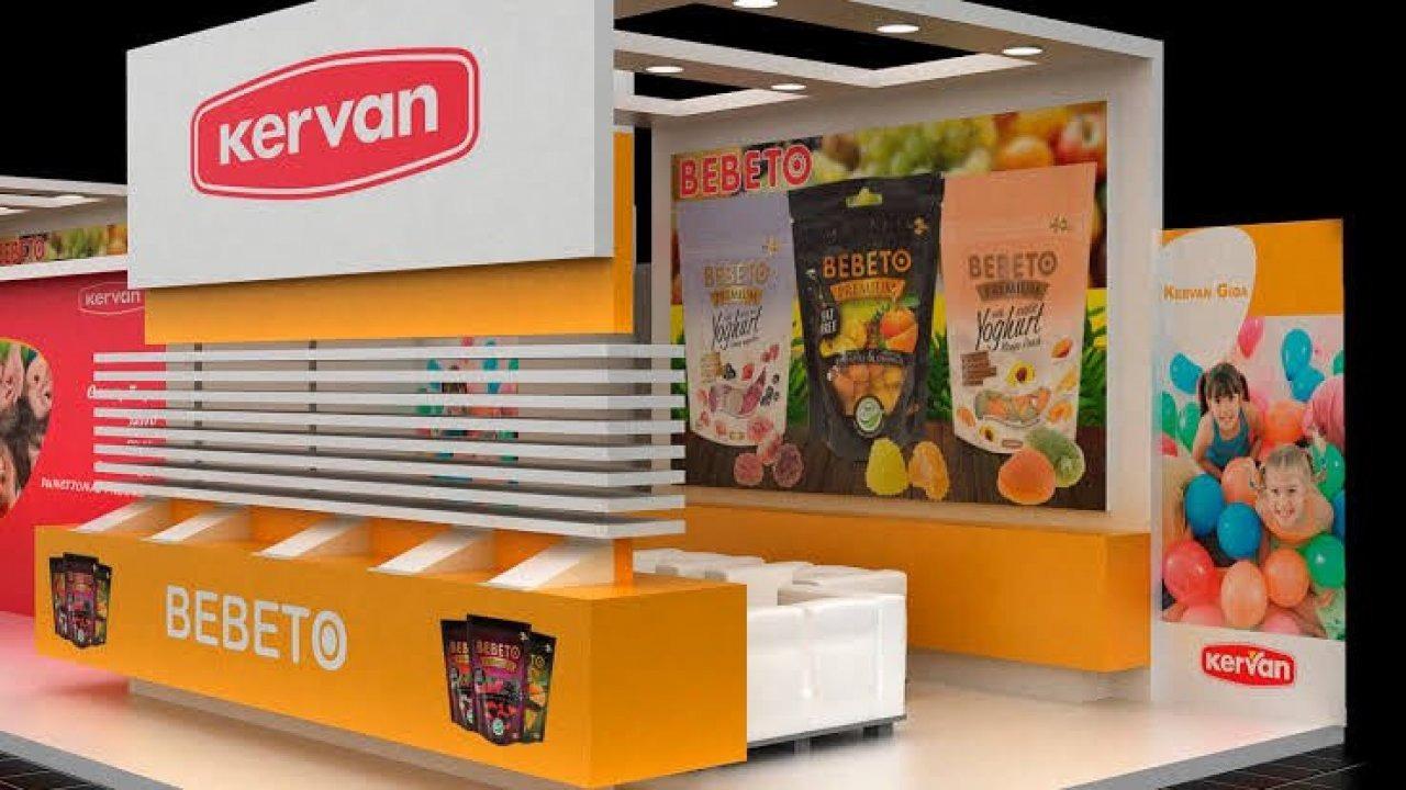 Kervan Gıda yurt dışında şirket kuruyor