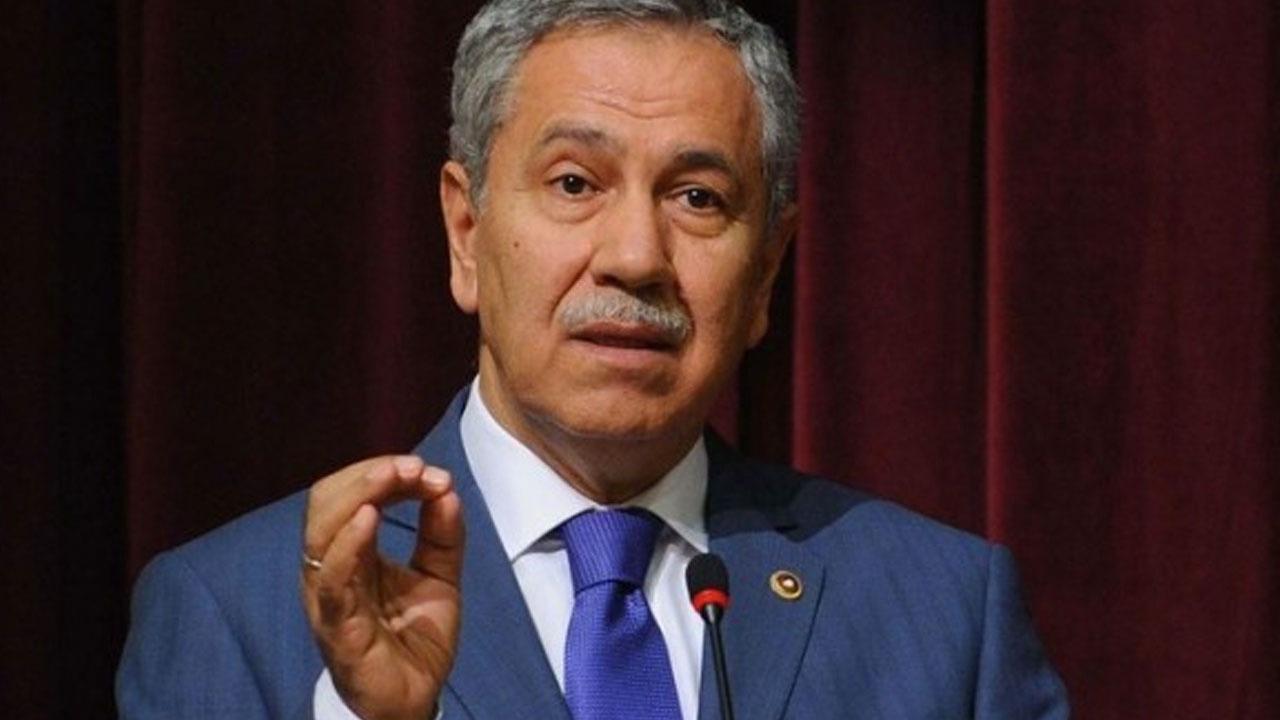 Arınç, Cumhurbaşkanlığı Yüksek İstişare Kurulu üyeliğinden istifa etti
