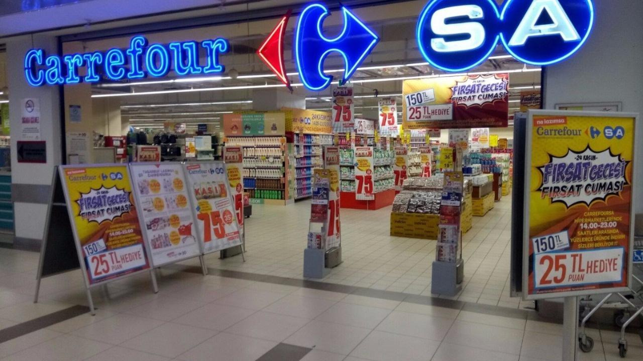 CarrefourSA'dan sermaye artırımı