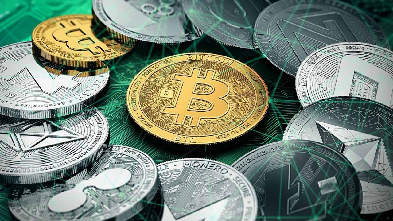 Bitcoin'de yeni zirve 24 bin 161 dolar oldu