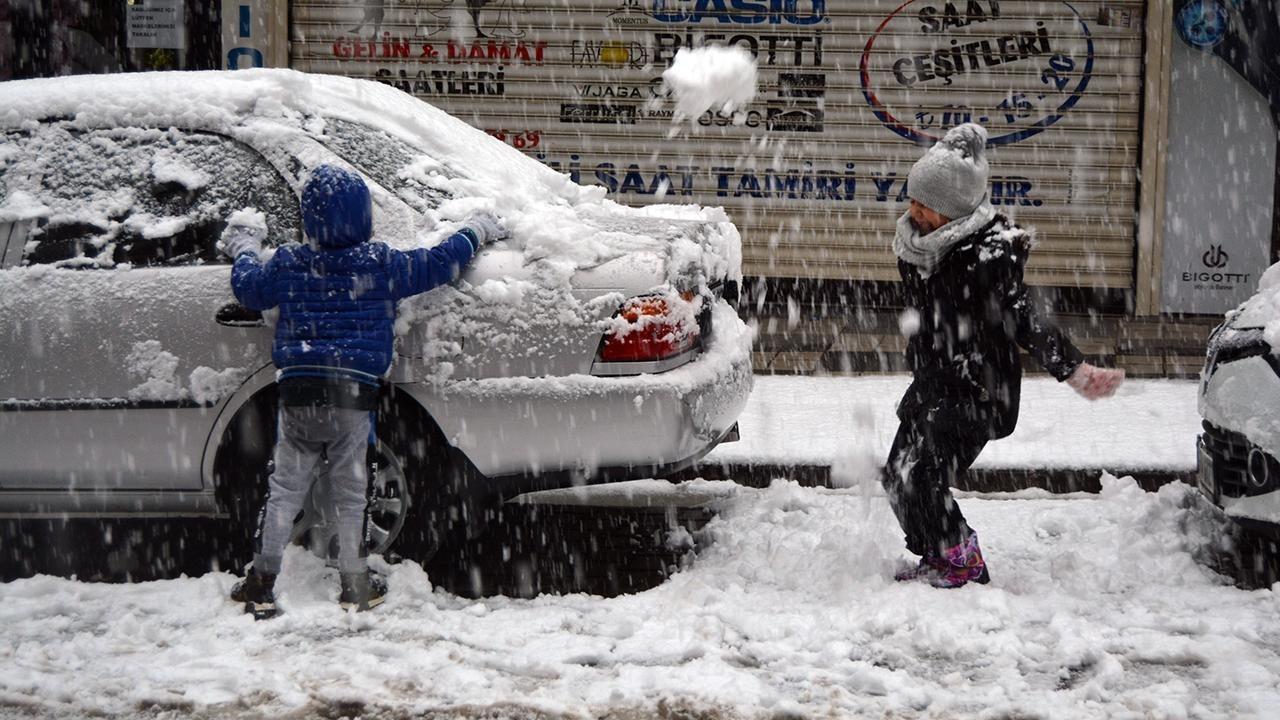 İstanbul için flaş kar yağışı uyarısı