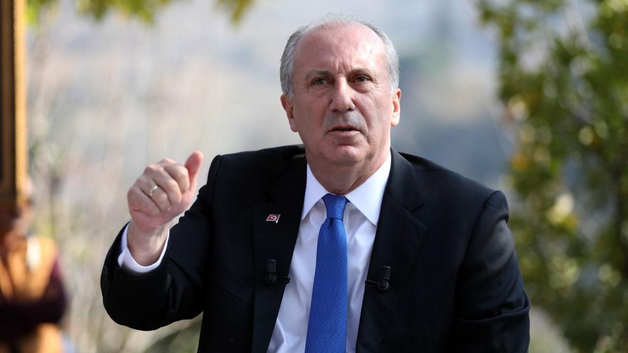 İnce CHP'den istifa edeceğini açıkladı
