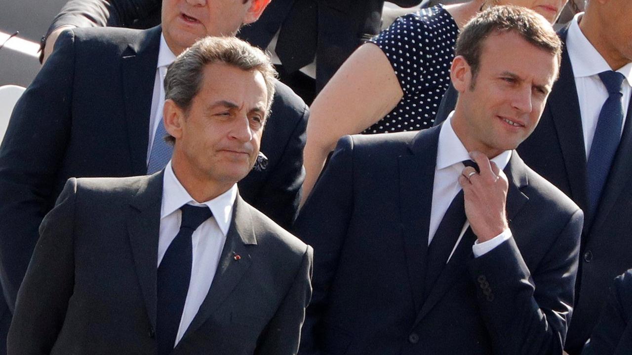 Eski Fransa Cumhurbaşkanı'na hapis cezası