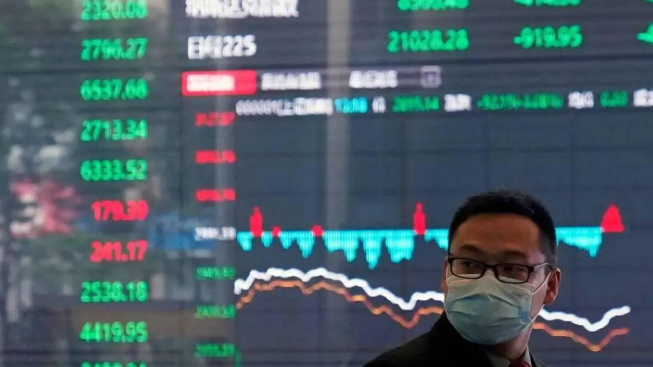 Asya borsaları sert geriledi