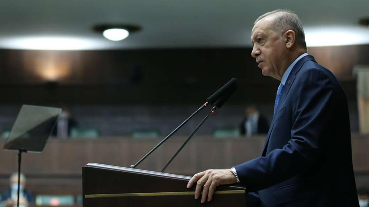 Erdoğan'dan '128 milyar dolar' açıklaması
