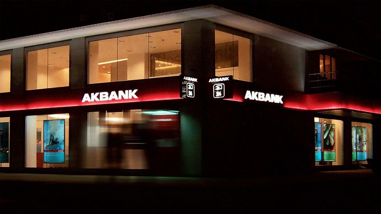 Akbank, erişim sorununun çözüldüğünü açıkladı